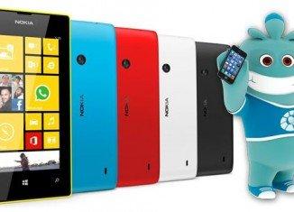 Liberar Nokia Lumia 520