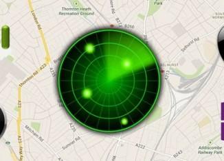 Aplicaciones para localizar smartphone robado