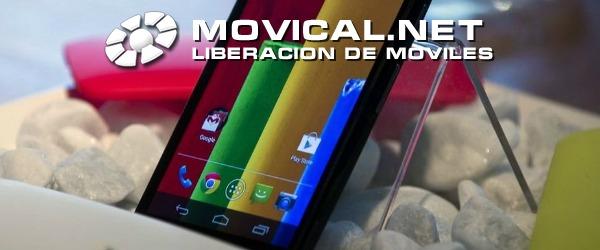 Ya puedes liberar tu motorola moto g con c digo imei en - Movical net liberar ...