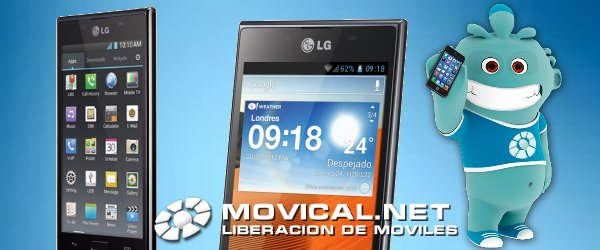 Aprovecha la oportunidad y libera tu lg optimus l7 en movical - Movical net liberar ...