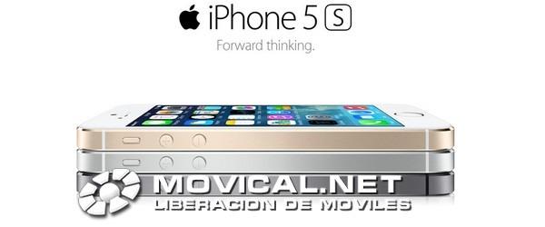 Quieres liberar tu iphone 5s descubre como con nuestro - Movical net liberar ...