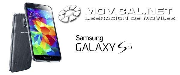 Libera ahora tu samsung g900f galxy s5 por imei - Movical net liberar ...