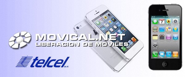 Liberar iphone telcel m xico por imei - Movical net liberar ...