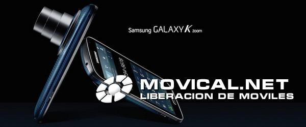 Libera tu samsung galaxy k zoom c115 en movical con toda - Movical net liberar ...