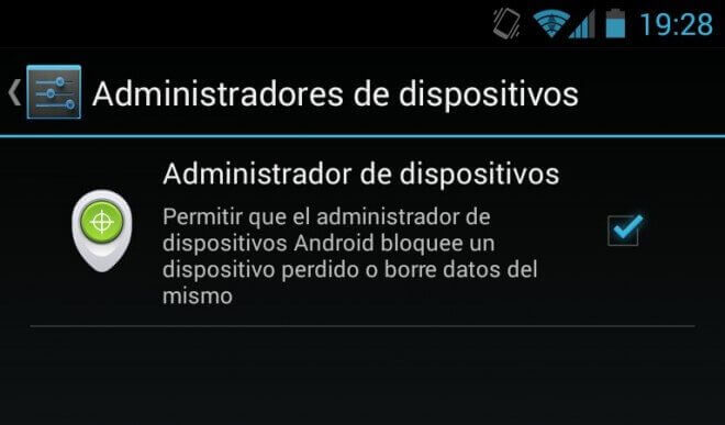 Adm de dispositivos Android