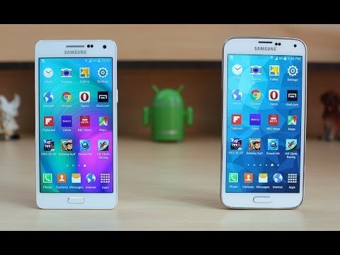Samsung Galaxy A5 vs S6