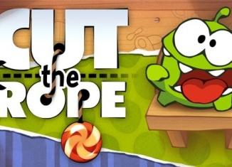 Cut the rope: uno de los mejores juegos de móviles