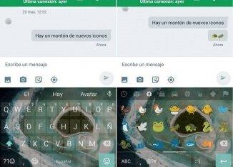 Nuevos-temas-y-emojis-en-el-teclado-de-Android-Nougat