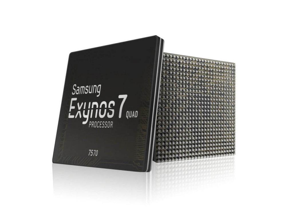 Exynoss 7570, el nuevo procesador de Samsung
