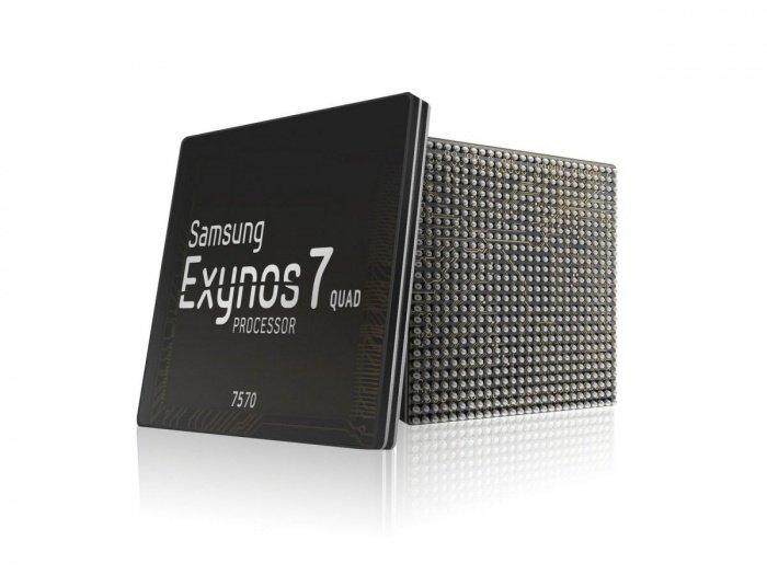Exynos 7570, el nuevo procesador de Samsung