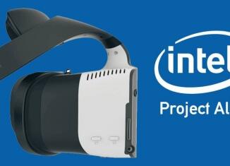 Project Alloy: las gafas de realidad virtual de Intel