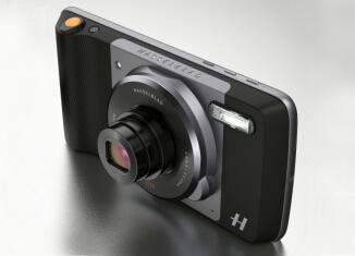 Al fin conocimos el Moto Z Play con Hasselblad True Zoom