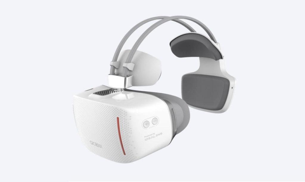 Alcatel Vision: la empresa francesa se suma a la realidad virtual