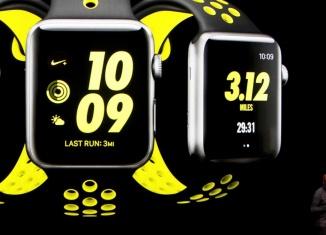 El nuevo Apple Watch Series 2 es sumergible