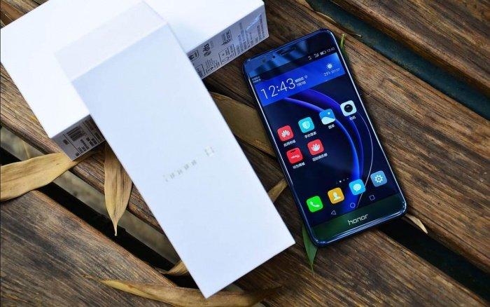Huawei Honor 8, el último modelo de la marca online
