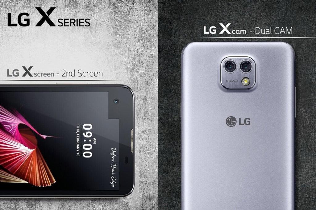 LG X Series, la nueva gama media de LG