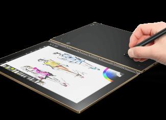 Lenovo Yoga Book, el nuevo convertible de la IFA 2016