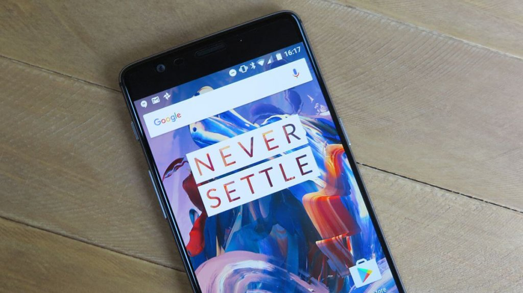 Filtraciones sobre el OnePlus 3T