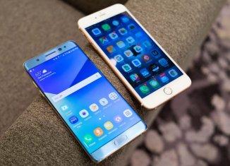 Google Pixel vs Galaxy Note 7 vs iPhone 7 Plus, ¿cuál es el mejor?