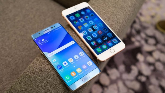 Google Pixel vs Galaxy Note 7 vs iPhone 7 Plus, ¿cuál es el mejor?