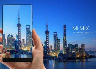 Xiaomi Mi Mix, el nuevo phablet sin brodes