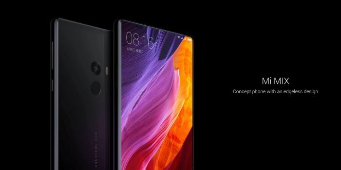 Anuncio para Diciembre: se viene el Xiaomi Mi Mix de 5,5 pulgadas