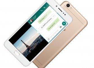 El Vivo V5 con selfies de 20 megapíxeles