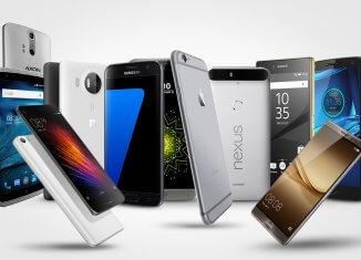 Los mejores Smartphones de gama alta de 2016