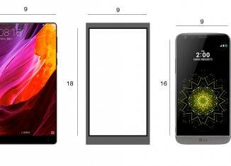 LG crea una pantalla con ratio 18:9
