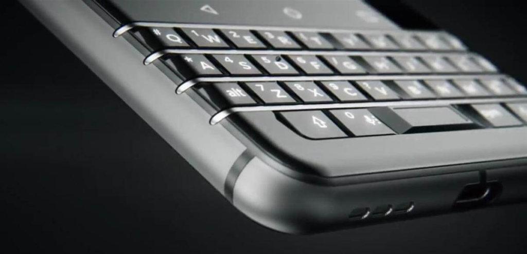 El nuevo BlackBerry KEYone con Android y teclado físico