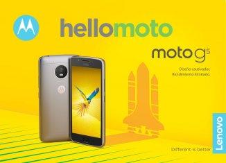 Se filtraron las especificaciones del Moto G5 y G5 Plus antes del MWC 2017