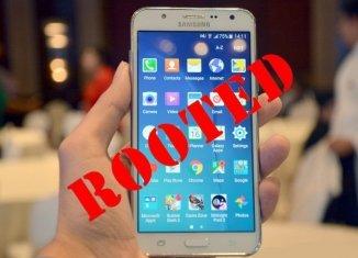 Cómo hacer root al Samsung Galaxy J3 SM-J320M