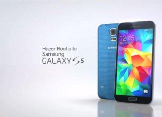 Cómo rootear el Samsung Galaxy S5 SM-G900H