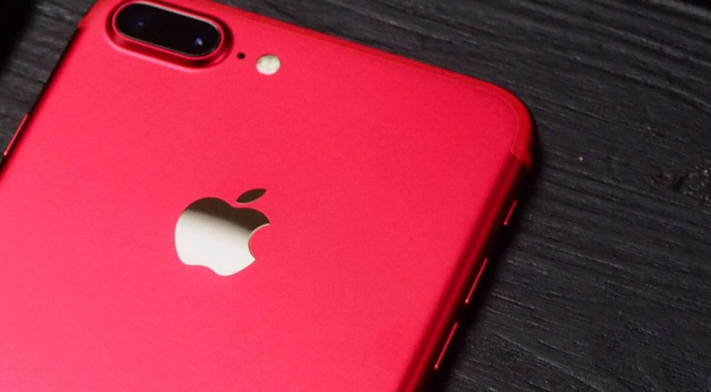 Apple se suma a la lucha contra el SIDA con el lanzamiento de iPhone Red