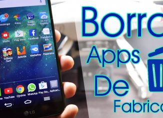 Cómo eliminar aplicaciones preinstaladas en Android