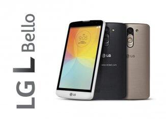 Cómo rootear el LG L Bello