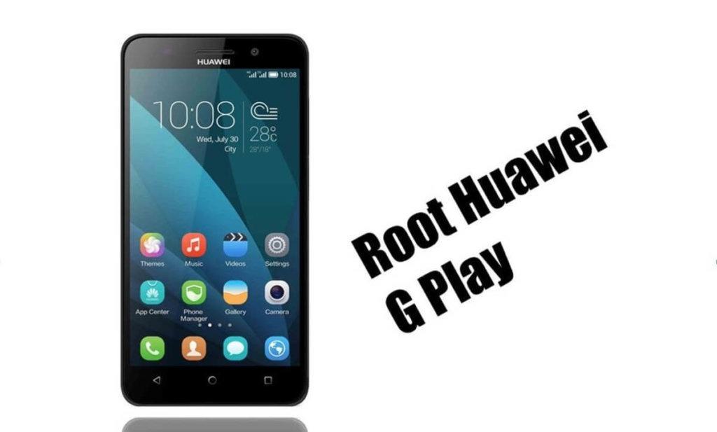 Cómo rootear el Huawei G Play Mini