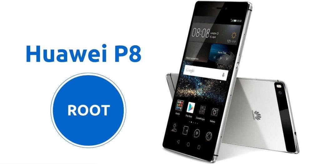 Cómo rootear el Huawei P8