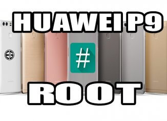 cmo rootear el huawei p9