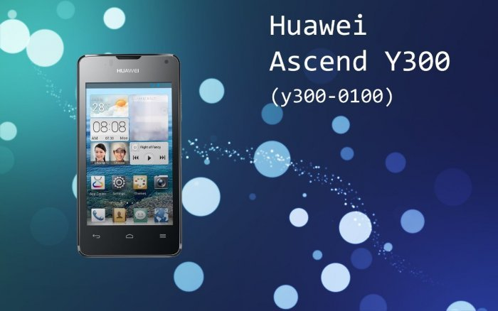 Cómo rootear el Huawei Y300