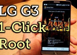 Cómo rootear el LG G3
