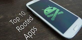 Las 10 mejores aplicaciones para usuarios root