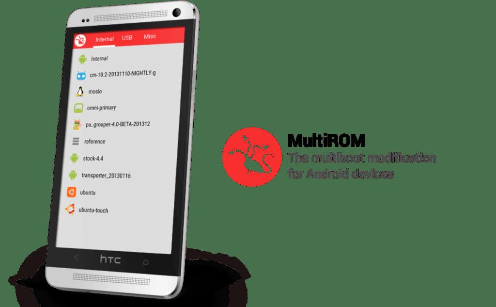 Cómo instalar múltiples ROM de Android en el mismo smartphone
