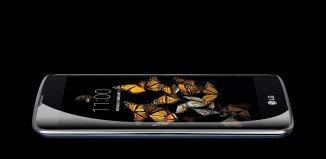 Cómo restaurar el LG K8