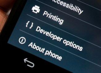 Habilitar las Opciones de Desarrollador y la depuración USB en Android 6.0.1
