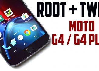 Rootear el Moto G4
