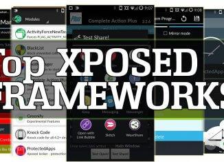 Los mejores módulos para Xposed framework