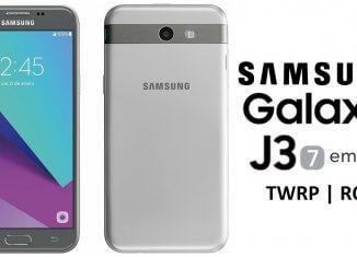 Rootear el Samsung Galaxy J3 Emerge
