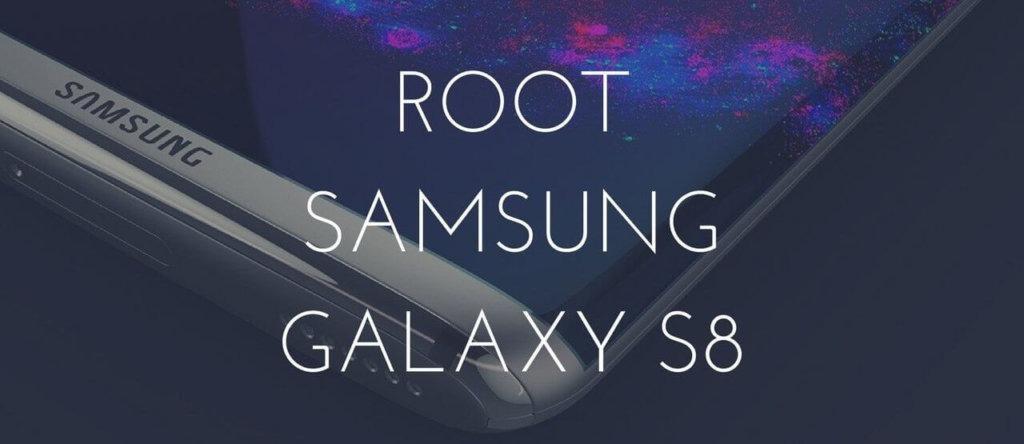 Rootear el Samsung Galaxy S8