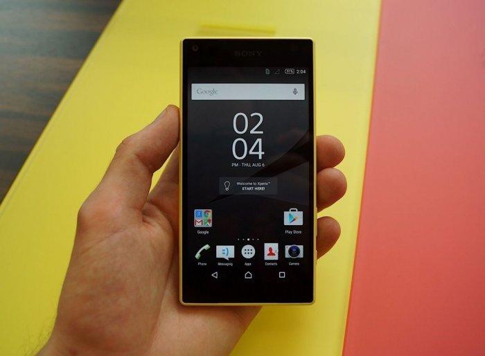 Rootear el Sony Xperia Z5 Compact